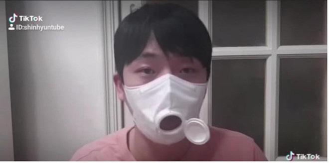 Phát minh gây bão mùa dịch: Nam idol đình đám Kpop xin bằng sáng chế khẩu trang kiểu mới, truyền thông cũng phải tán dương - ảnh 3