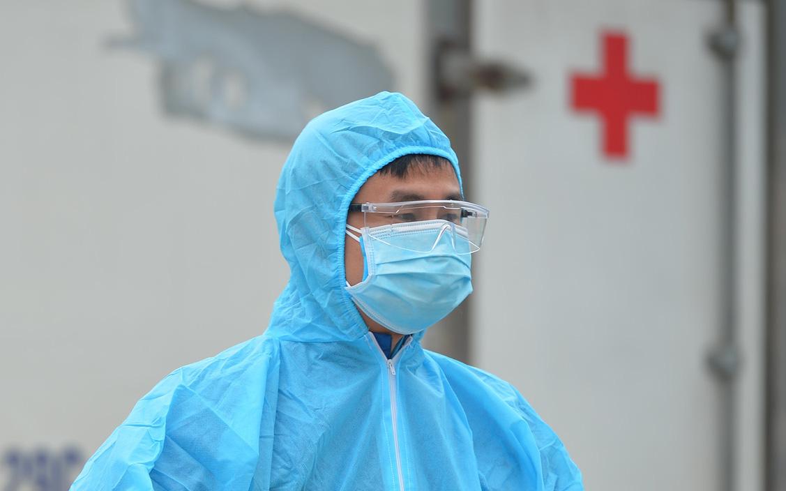 Thêm 10 y bác sỹ tại Bệnh viện Đa khoa khu vực Phúc Yên phải cách ly vì liên quan bệnh nhân 243