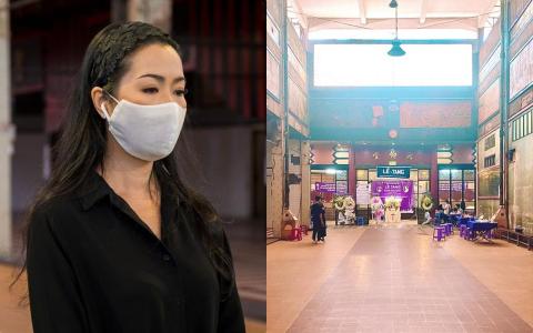 NS Trịnh Kim Chi, Gia Bảo cùng nhiều đồng nghiệp không nén được đau thương trong đêm trước khi tiễn biệt Mai Phương về nơi an nghỉ cuối cùng