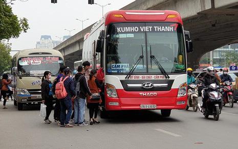 Từ ngày 1/4: Cả nước dừng hoạt động xe khách, taxi, buýt, xe hợp đồng