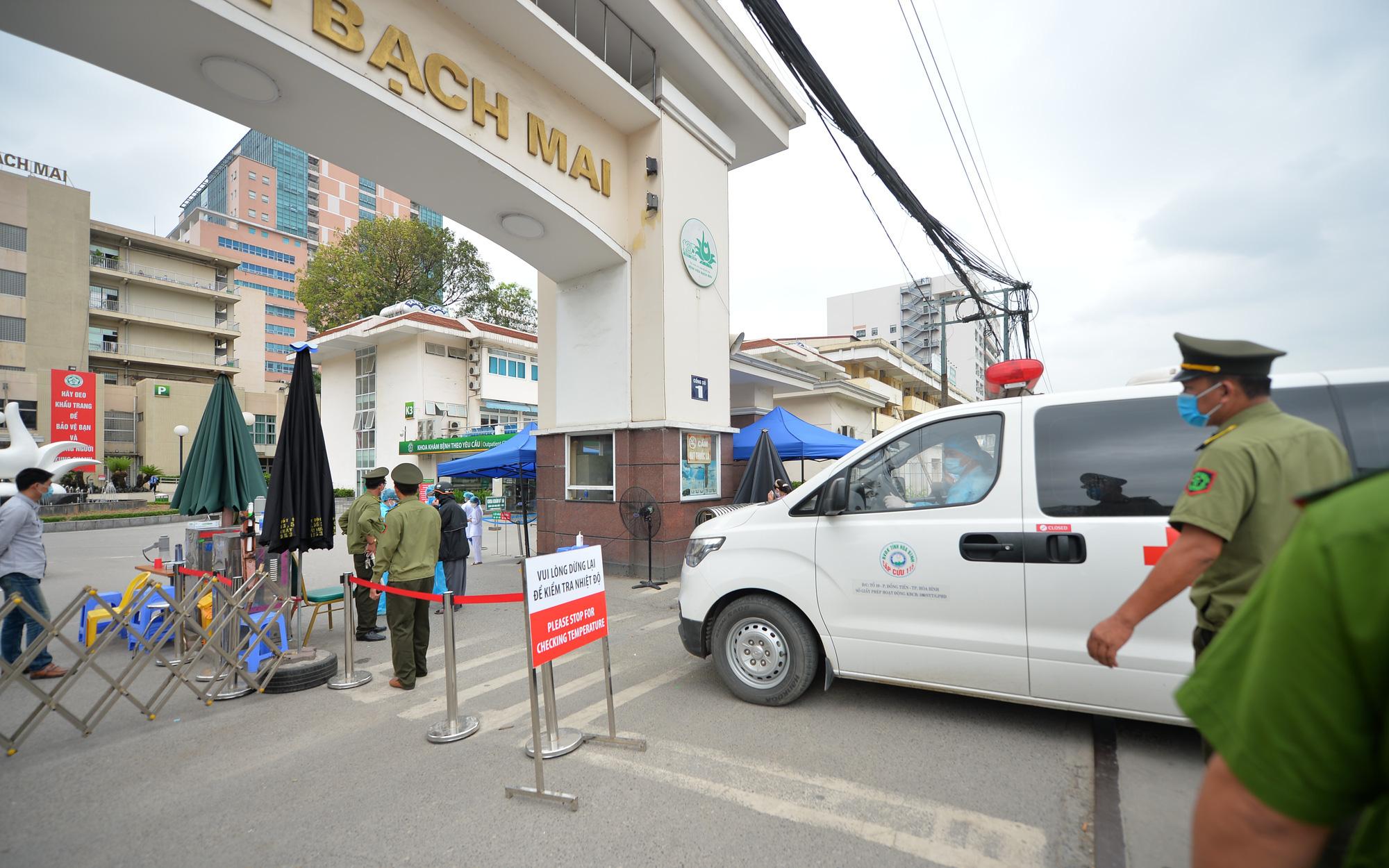 Thành lập cơ sở cách ly cho cán bộ y tế Bệnh viện Bạch Mai tại Khách sạn Mường Thanh Grand Xa La