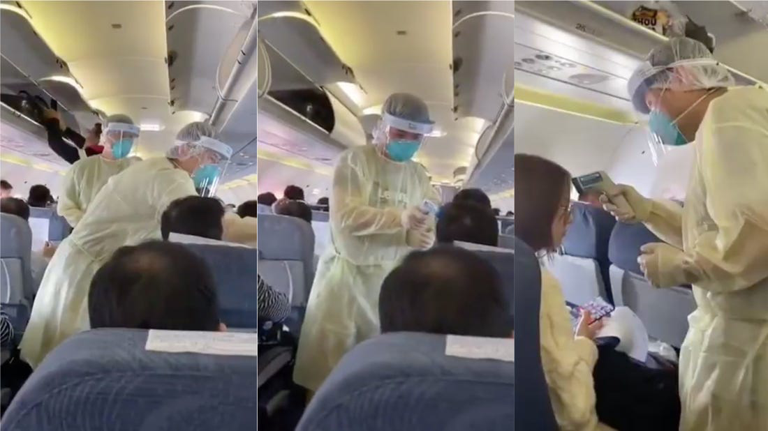 Finding the truth: Is the plane really a source of virus spread with extremely high risk? - Picture 4.