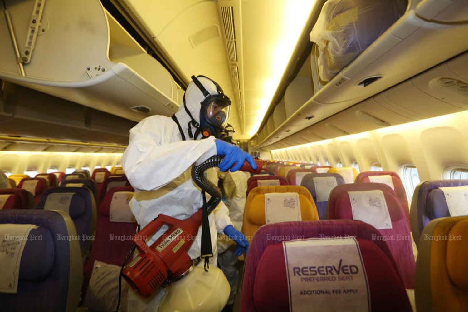 Finding the truth: Is the plane really a source of virus spread with extremely high risk? - Picture 3.