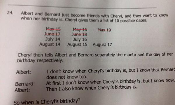 5 bài toán tưởng đơn giản nhưng gây tranh cãi, có bài khiến cô giáo bị đuổi việc vì sai cả kiến thức cơ bản - ảnh 5