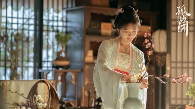 Cặp đôi công chúa - hoạn quan của Thanh Bình Nhạc gây xôn xao vì visual đẹp long lanh nhưng cái kết quá bi kịch! - ảnh 7