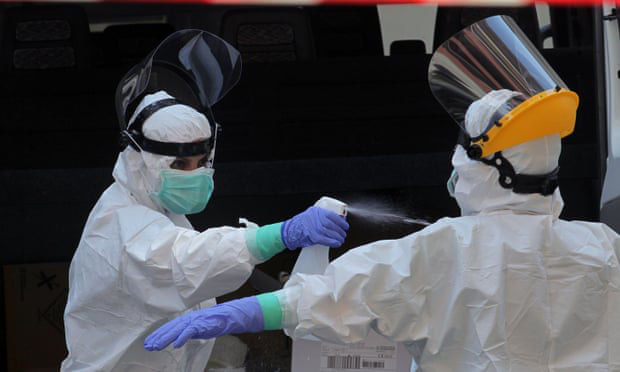 Cột mốc tang thương: Hơn 100.000 người tử vong vì nhiễm Covid-19 trên toàn thế giới - ảnh 1