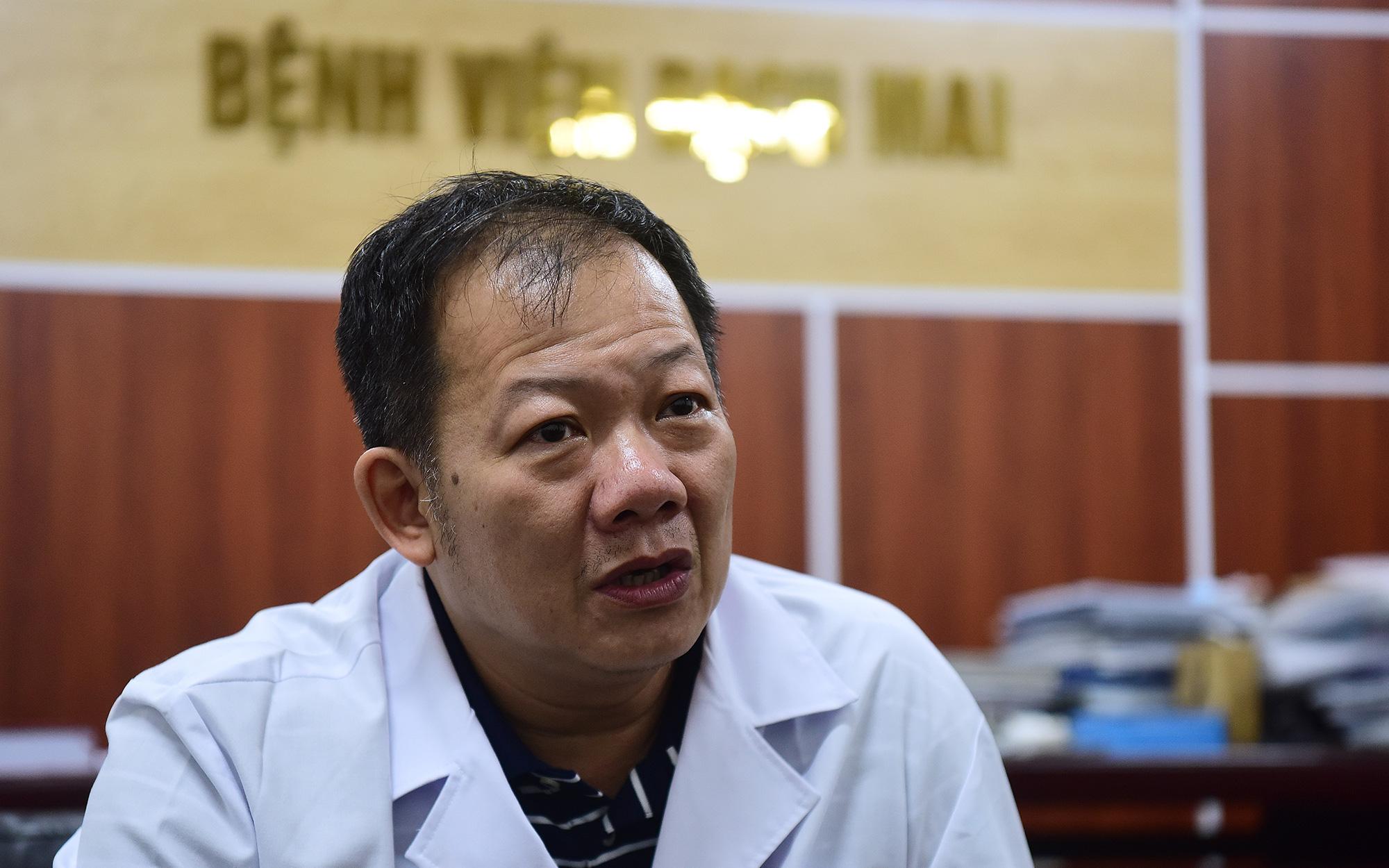 Phó GĐ Bạch Mai: