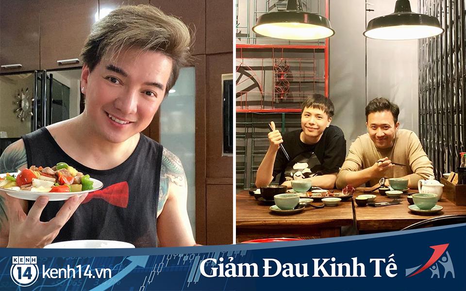 Loạt nhà hàng của sao Việt bán online trong mùa dịch: Trấn Thành quảng cáo hết mình, Đàm Vĩnh Hưng còn quay cả clip tư vấn mua hàng