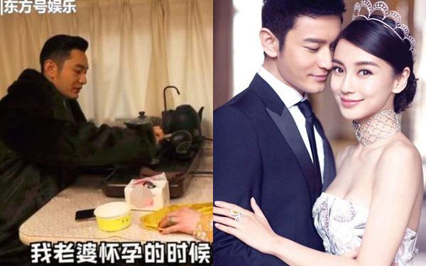 Chỉ bằng 1 câu nói với bạn diễn, Huỳnh Hiểu Minh đã tiết lộ tình cảm thật đối với Angela Baby