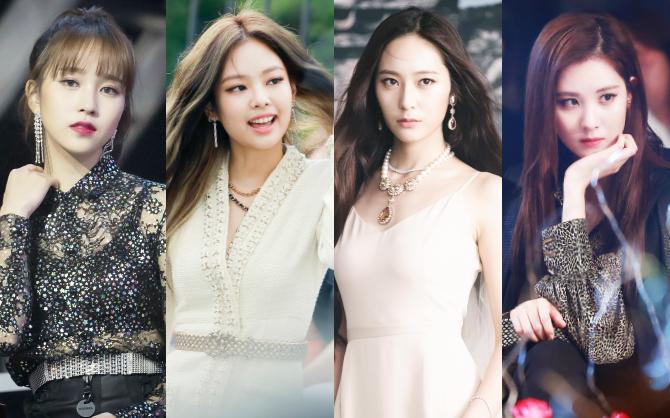 Hiếm có ai thở thôi cũng sang chảnh ngút ngàn như 5 idol nữ Kpop này: Hội siêu giàu châu Á ngay đây rồi?