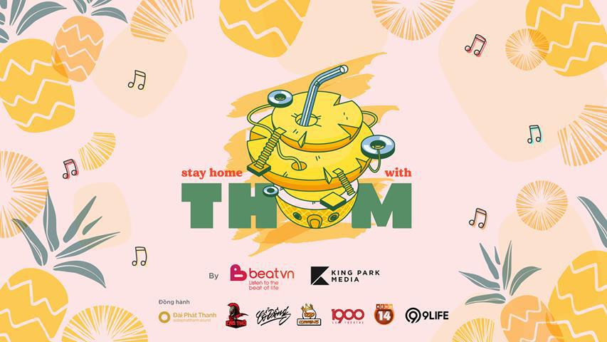 """Thơm Music Festival quay trở lại và """"lợi hại"""" hơn xưa với phiên bản online mùa Covid - Ảnh 1."""