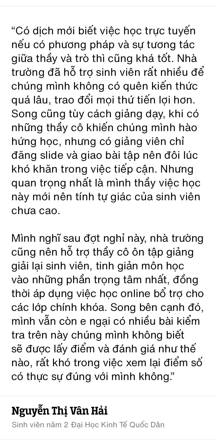 """""""Kỳ nghỉ Tết"""" dài nhất lịch sử của học sinh, sinh viên Việt Nam: Đây là lúc để chúng ta cùng thay đổi và tiến lên - ảnh 24"""