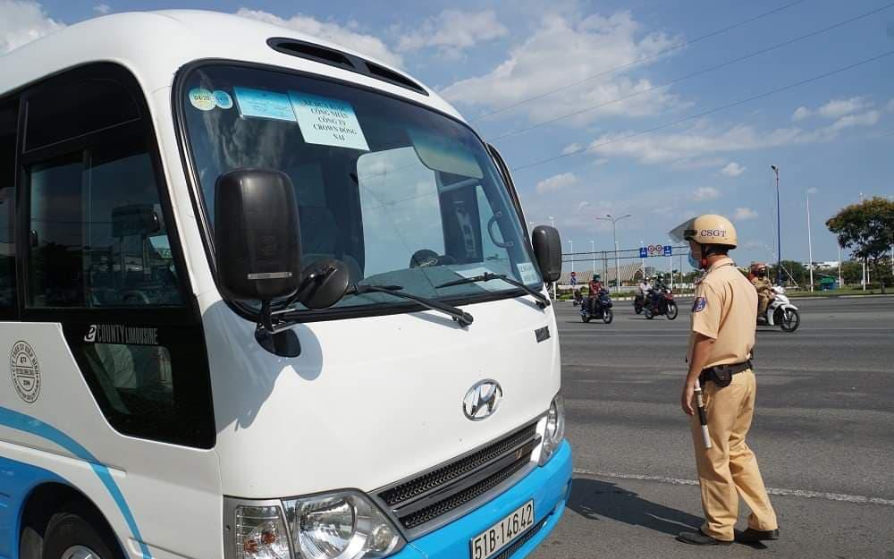 Danh sách 16 chốt trạm chính trong tổng số 62 chốt, trạm kiểm tra chống dịch Covid-19 ở Sài Gòn