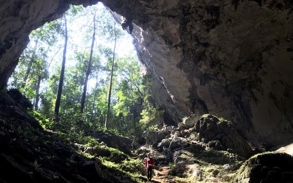 Nóng: Phát hiện thêm 12 hang động mới, hoàn toàn chưa có dấu chân người ở Quảng Bình
