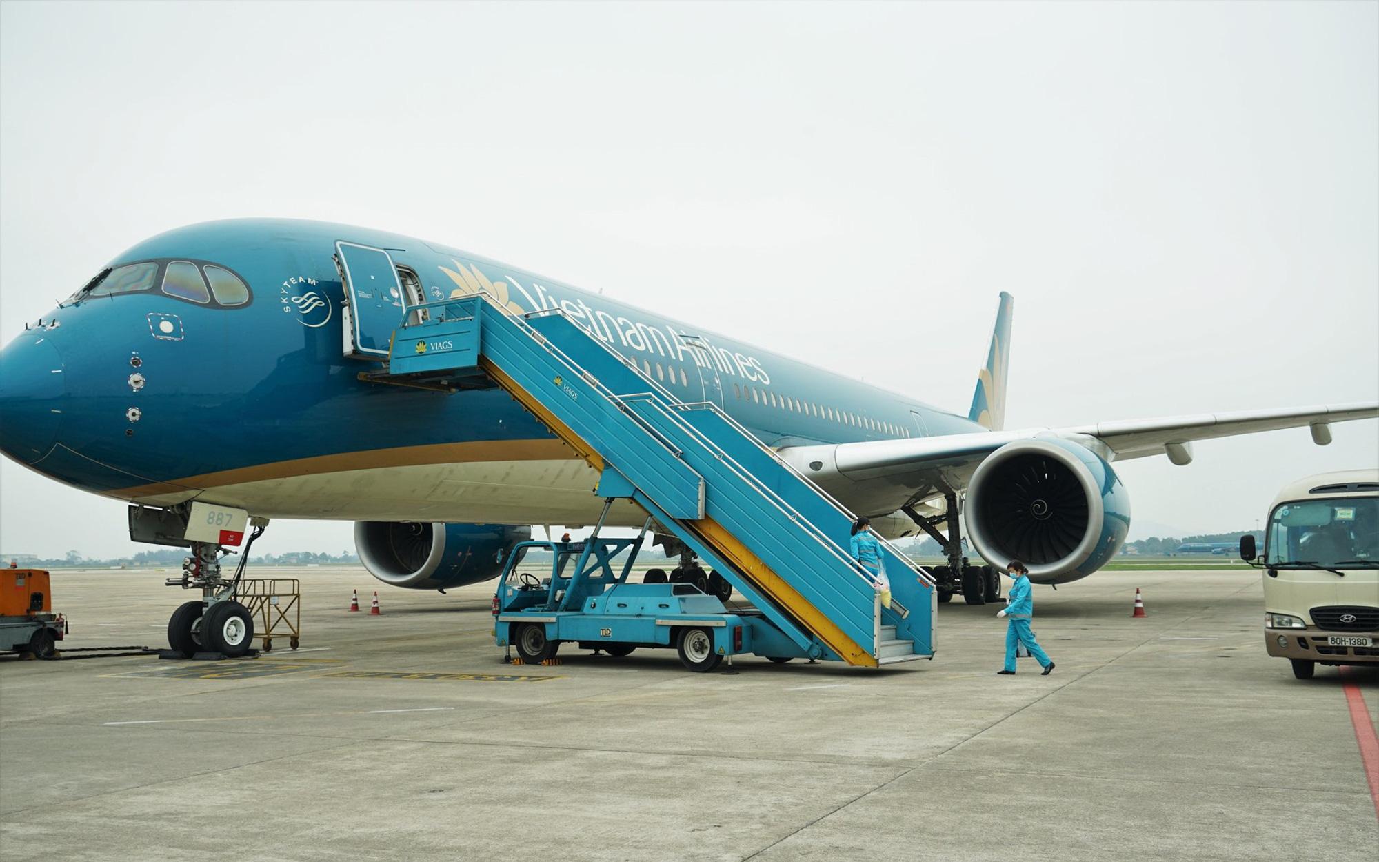 Vietnam Airlines giới hạn số lượng khách trên mỗi chuyến bay đến TP. HCM