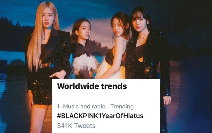 Kỉ niệm 1 năm BLACKPINK… không comeback, fan đưa hashtag phẫn nộ lên no.1 top trending thế giới đòi YG nói lời phải trái