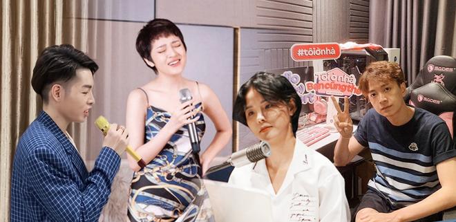 Hoàng Thùy Linh vẫn ra sản phẩm mới và sự chuyên nghiệp trong thời điểm toàn showbiz đóng băng - ảnh 1