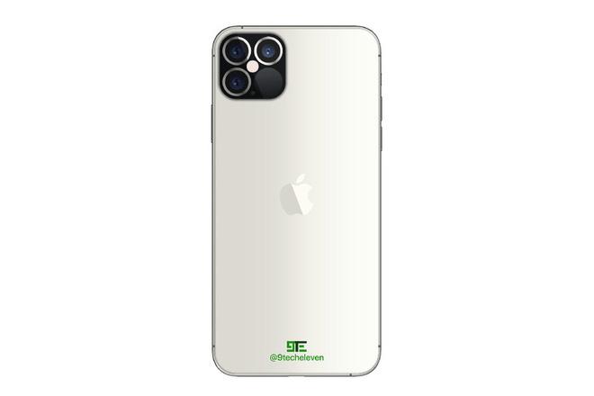 Lộ thiết kế cụm camera sau của iPhone 12 Pro, cảm biến LiDAR siêu to - ảnh 3