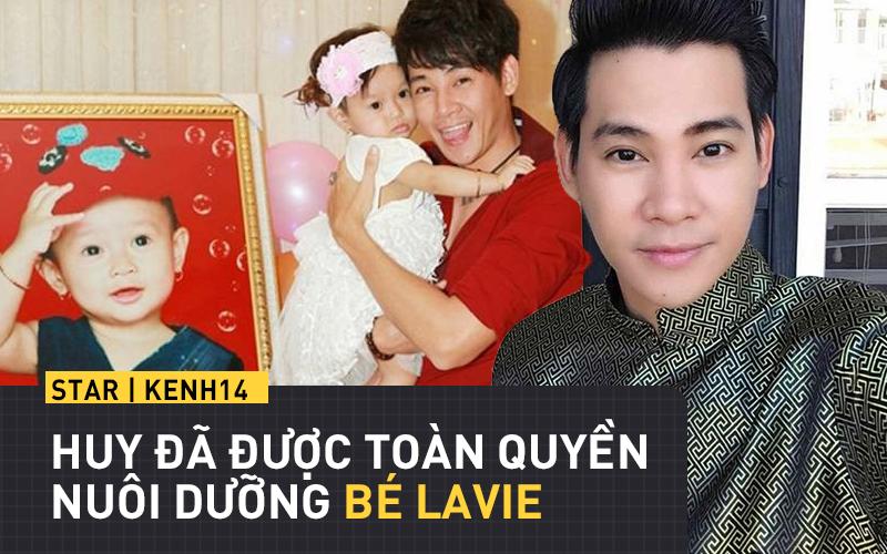 Phùng Ngọc Huy chính thức được công nhận toàn quyền nuôi bé Lavie, kêu gọi mọi người ngừng quyên góp