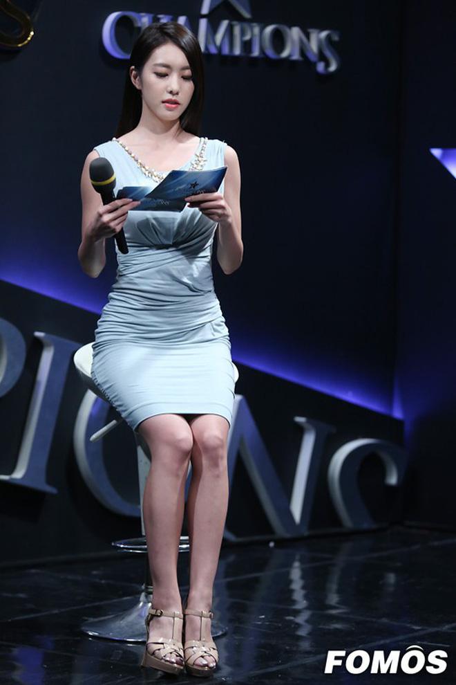 Nữ thần MC đài SBS cướp đi trái tim đại nam thần So Ji Sub: Profile quá khủng, tọt top mỹ nhân vì nhan sắc, body siêu hot - ảnh 19