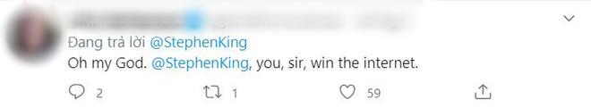 Stephen King tiết lộ gã hề IT sống sao giữa thời Covid-19, MXH tấm tắc sâu cay vậy mà cũng nghĩ ra được! - ảnh 5
