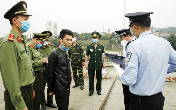 Vượt biên sang thăm người yêu, nam thanh niên Trung Quốc bị bắt giữ - ảnh 1