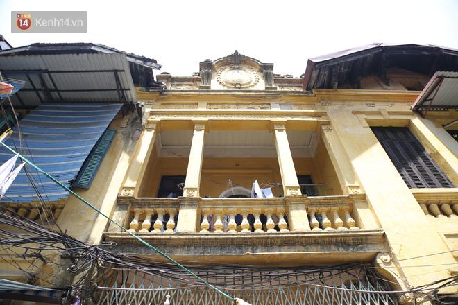 Ngắm ngôi biệt thự 800m2 của đại gia giàu nhất phố cổ Hà Nội một thời, từng xuất hiện trên nhiều bộ phim nổi tiếng - ảnh 3