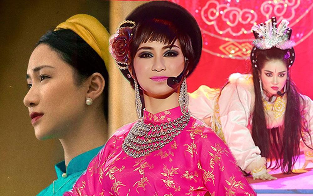 """Hòa Minzy từng gây bất ngờ với loạt sân khấu đậm chất dân tộc tại """"Gương mặt thân quen"""""""
