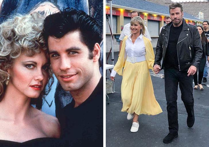 """9 đôi tình nhân Hollywood kinh điển hội ngộ sau hàng thập kỉ: Jack - Rose (Titanic) mãi """"friendzone"""" nhờ lời thề độc không yêu đối phương! - Ảnh 1."""