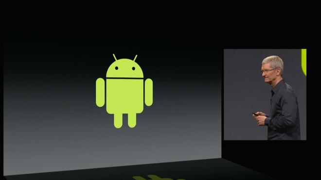 Chưa bao giờ chiến lược của Apple lại giống với nhà Android như lúc này đây - ảnh 4