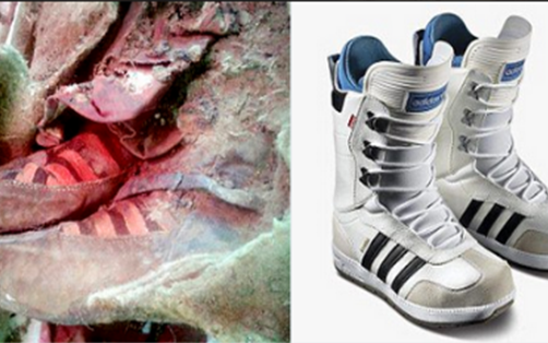 Xác ướp 1100 tuổi đi giày trông y hệt sneaker của Adidas khiến giới khoa học phải ngỡ ngàng vì độ