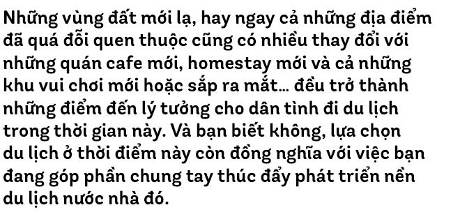 Bạn không cần phải đi khắp thế giới trong năm nay, bởi Việt Nam đẹp tuyệt và Việt Nam cần bạn! - Ảnh 1.