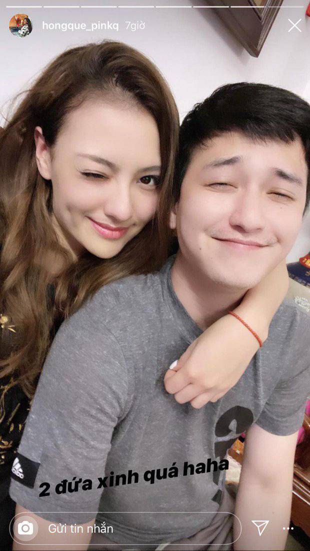 Tình tiết mới hé lộ mối quan hệ giữa Huỳnh Anh và Hồng Quế: Bất ngờ unfollow, thế có phải chấm dứt chưa? - Ảnh 3.