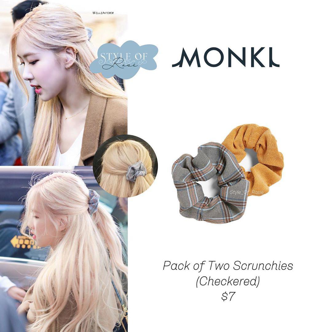 Style chọn chun buộc tóc của 3 girlgroup hàng đầu: Jennie, Joy diện phụ kiện xịn nhất, số còn lại chỉ mê đồ bình dân - Ảnh 1.