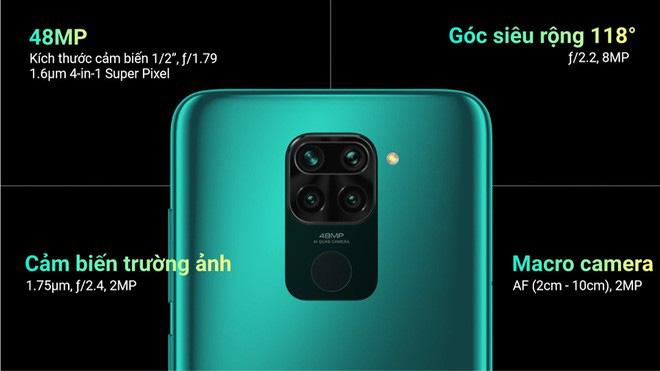 Redmi Note 9 và Redmi Note 9 Pro ra mắt tại Việt Nam: Màn hình đục lỗ, 4 camera, giá từ 3.99 triệu đồng - ảnh 5