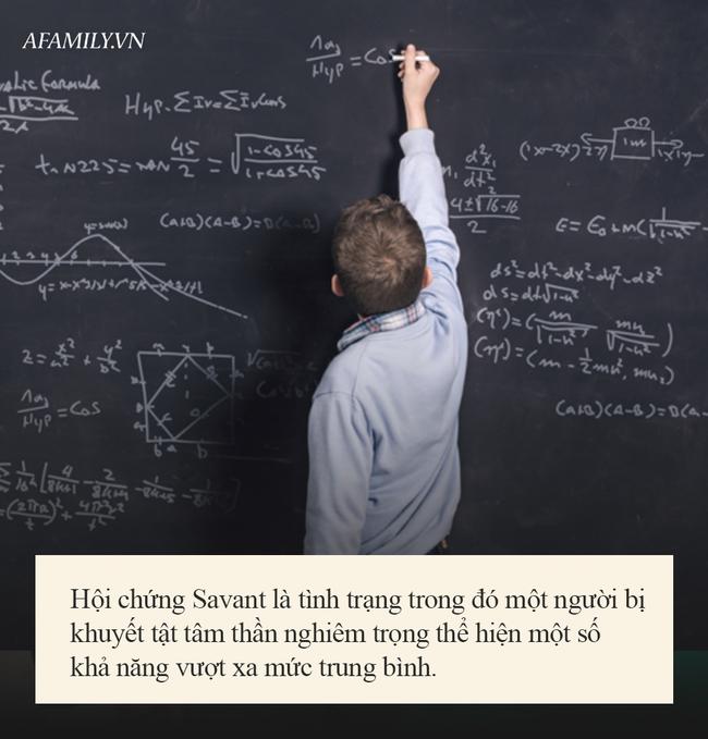 Bị cướp đánh vào đầu đến bất tỉnh, người đàn ông bất ngờ trở thành thiên tài toán học nhờ mắc phải hội chứng 1/1 triệu người mới gặp - Ảnh 3.