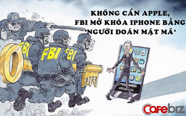 Khẳng định sức mạnh bảo mật vô địch nhưng FBI vừa tự mở khóa iPhone thành công sau nhiều lần bị Apple từ chối - ảnh 1
