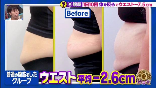 3 bài tập giảm mỡ bụng được lên cả đài truyền hình Hàn Quốc lẫn Nhật Bản: giảm từ 5 - 7cm vòng eo chỉ là chuyện nhỏ - ảnh 10