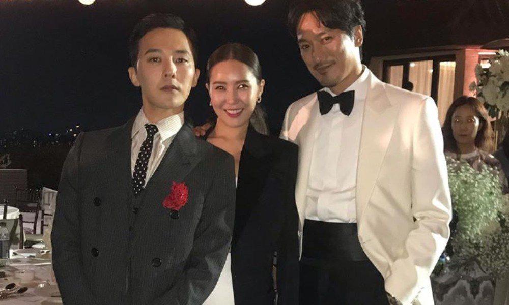Mợ ngố Song Ji Hyo bắt trend gái ế Jang Nara, hóa mẹ đơn thân cặp kè cả anh rể G-Dragon ở phim mới Did We Love? - Ảnh 5.