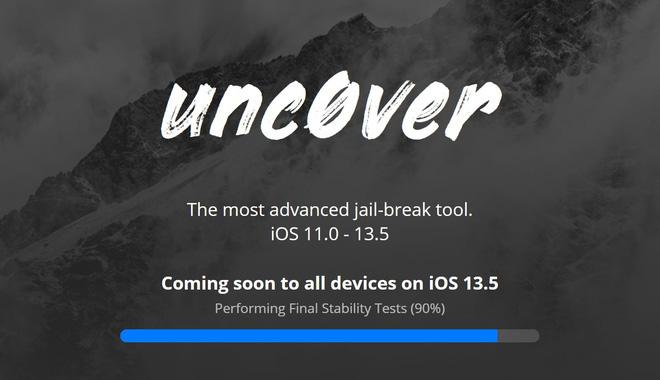 Hacker khẳng định đã có thể jailbreak bất kỳ chiếc iPhone nào đang chạy iOS 13.5 - ảnh 1