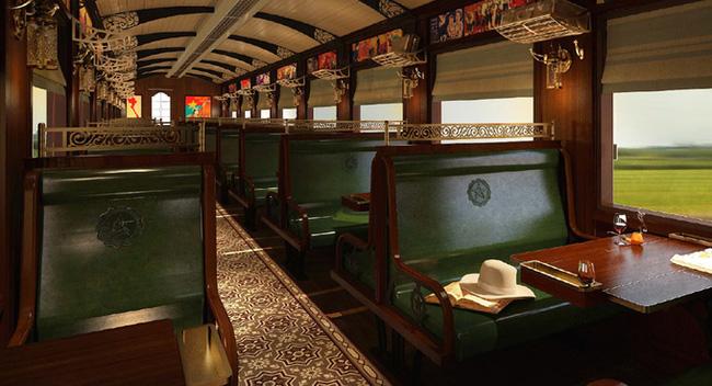 Lại xuất hiện chuyến tàu nối Huế - Đà Nẵng có nội thất xịn như trong phim, đặc biệt lại còn là tàu hơi nước đậm chất hoài cổ - Ảnh 3.