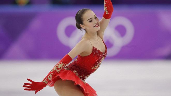 'Thiên thần' trượt băng được ông Putin chúc mừng sinh nhật - ảnh 10