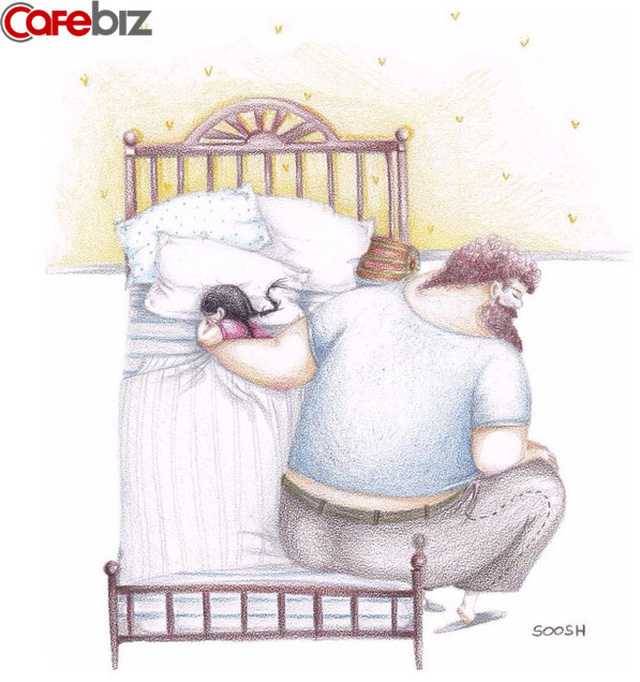 Tâm thư cha gửi con làm nhiều người rơi nước mắt: Con gái, kết hôn không bao giờ có hạn chót. Đừng quá hà khắc với bản thân mình! - ảnh 1