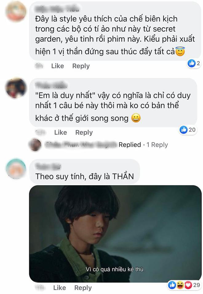 Khán giả Quân Vương Bất Diệt tranh cãi cực căng vì 2 tình tiết nhức não: Cậu bé yo yo là ai, Lee Min Ho cứu phải kẻ giả mạo? - ảnh 9