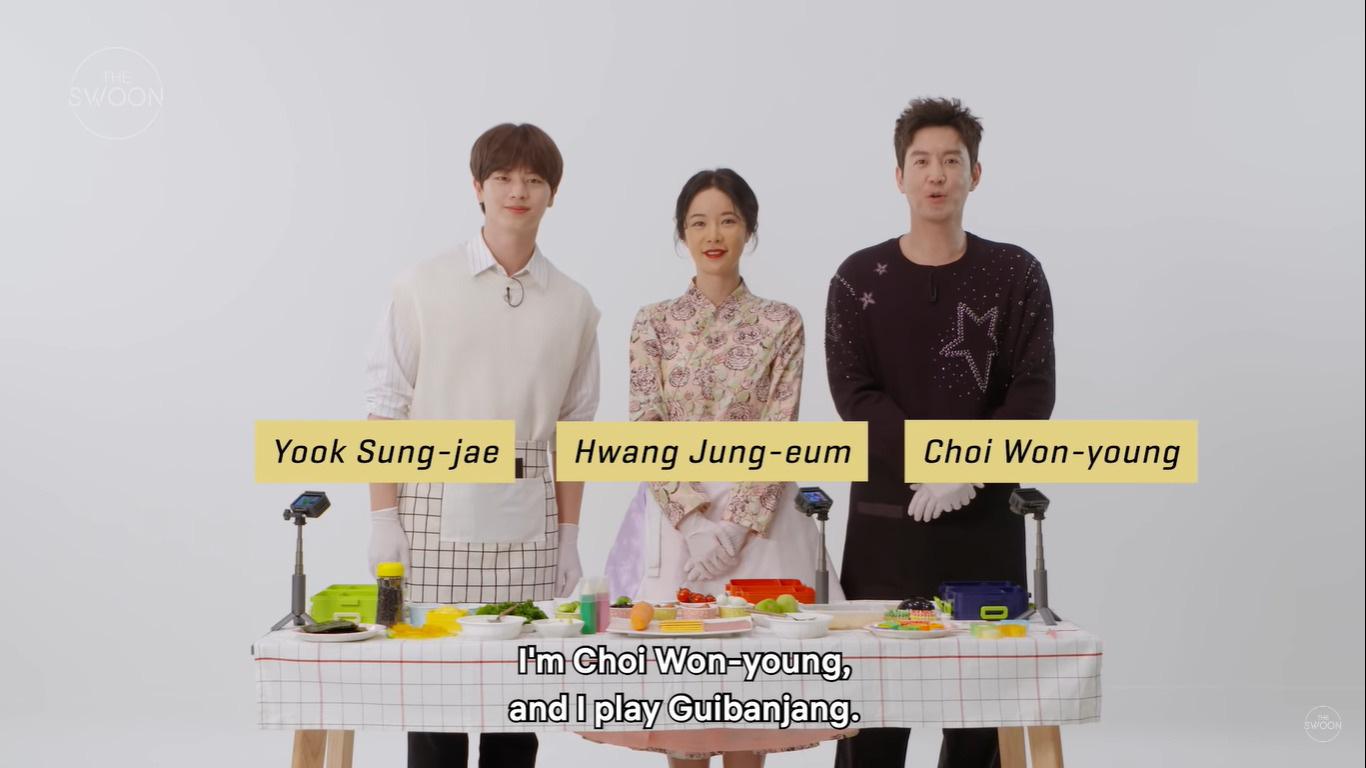 """Dàn sao Mystic Pop-up Bar trổ tài làm cơm trưa, """"dì hai"""" Hwang Jung Eum tưởng thế nào lại thua đau trước anh giám sát - Ảnh 2."""