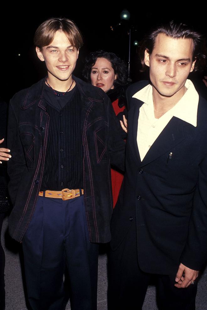 Bức ảnh cực hiếm về ba chàng ngự lâm quân đình đám nhất những năm 90 của Hollywood bất ngờ hot trở lại: Khoảnh khắc đắt giá hơn 2 thập niên là đây - ảnh 4