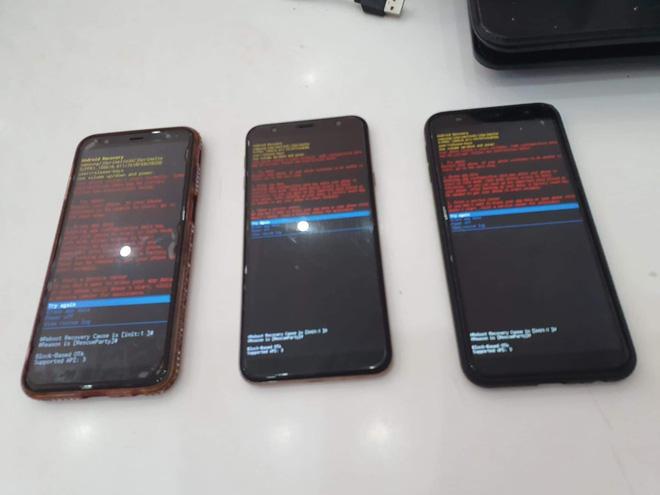 Người dùng smartphone Galaxy J 2018 đồng loạt gặp lỗi, Samsung Việt Nam nói gì? - ảnh 1