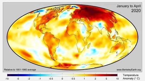 Kỷ lục đáng lo ngại: Bắc Cực tuần này nóng tới 30 độ C - ảnh 1