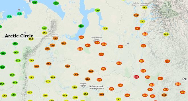 Kỷ lục đáng lo ngại: Bắc Cực tuần này nóng tới 30 độ C - ảnh 2