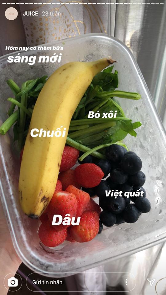 Loạt bữa sáng giữ eo của các người đẹp Việt, copy theo thì dáng bạn không mi nhon hẳn mới là chuyện lạ - ảnh 3